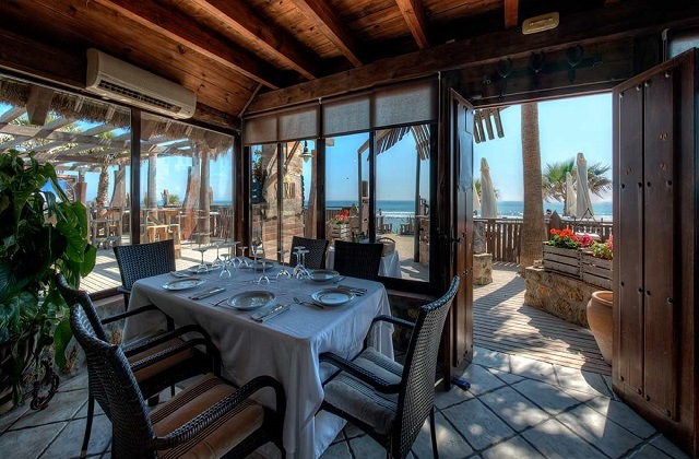 Chiringuitos (beach restaurants) in Conil - Sajorami Beach