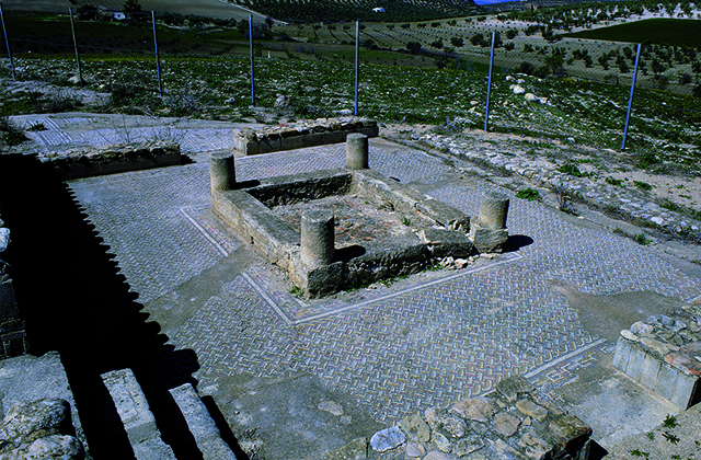 Villa romana de Bruñuel ipaph.es