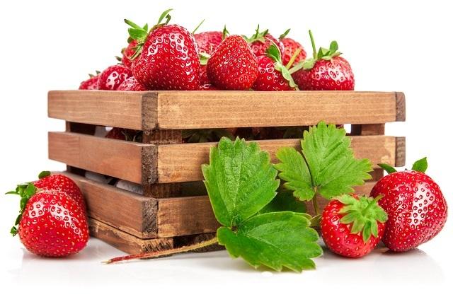 Las fresas de Huelva +