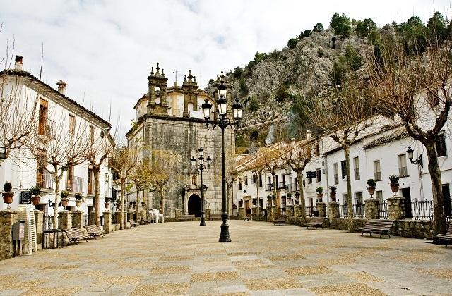 Grazalema Tourism - Iglesia de Nuestra Señora de la Aurora