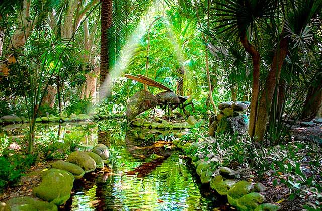 Jardín Botánico La Concepción - Crédito editorial: Kary_Zubialevich_photos