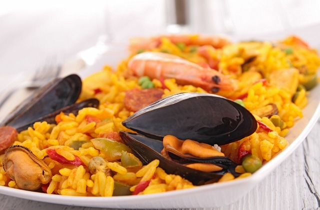 Wo kann man in El Rompido Paella essen- El Pescador