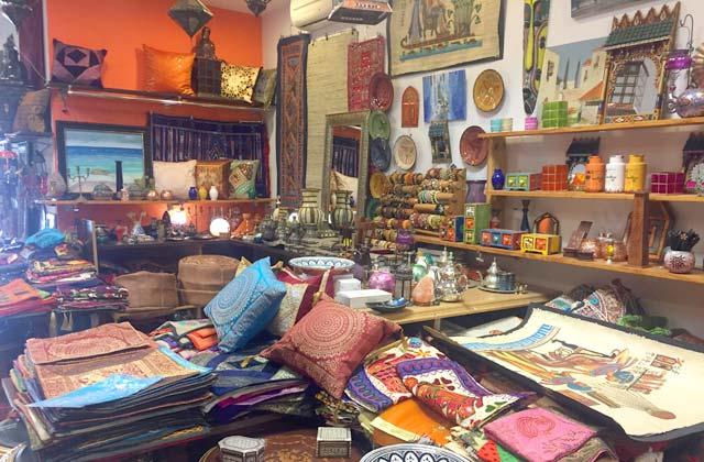 Einkaufen in Nerja - Alwan