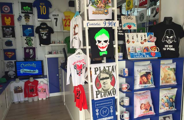 Shopping in Nerja - Tu personalizas