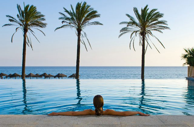 Marbella beach clubs - ESTRELLA DEL MAR beach club