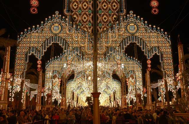 Los orígenes de la Feria de Jerez