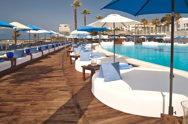 Marbella beach clubs - Ocean beach club