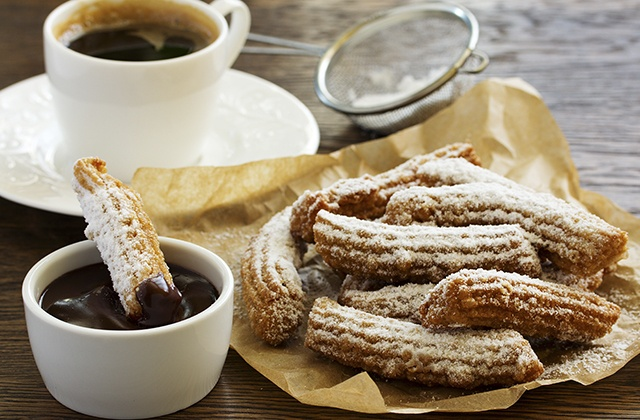 Where to eat churros in Cadiz
