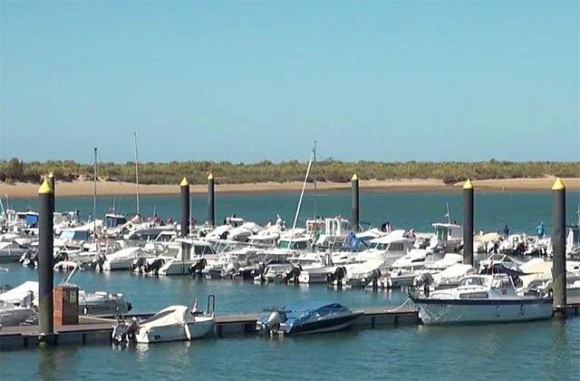 Ports maritimes et de plaisance d'Andalousie - Marina nuevo portil