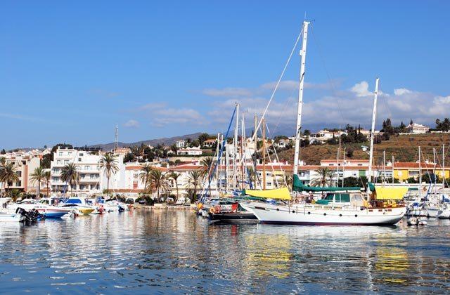 Ports maritimes et de plaisance d'Andalousie - Editorial credit: Caron Badkin / Shutterstock.com