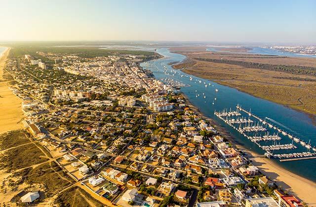 Puerto de Punta Umbría