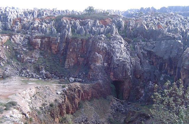 Descubre Andalucía - El Cerro del Hierro
