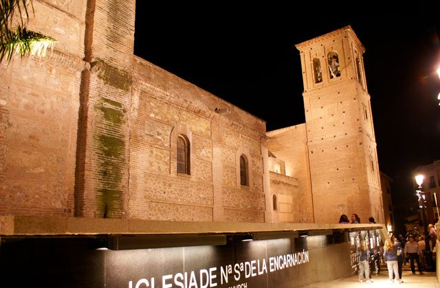 Tourismus in Motril - Iglesia Mayor