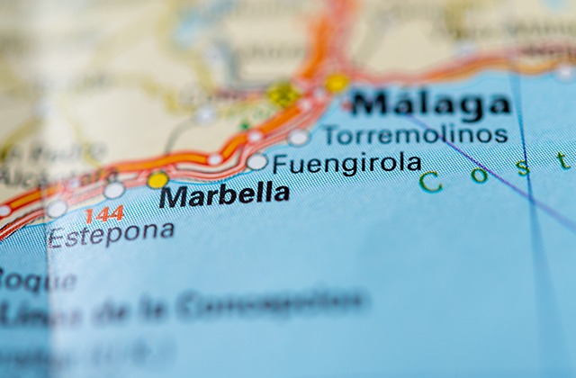 Cómo llegar a Fuengirola