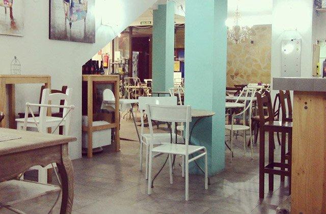 Reis-Restaurants von Málaga - Pal-Buche