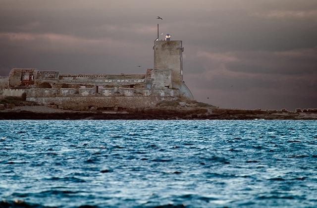 Discover Andalucia - Sancti-Petri island