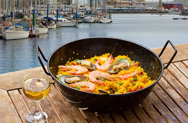 Donde Comer paellas en Málaga -Arrozeando