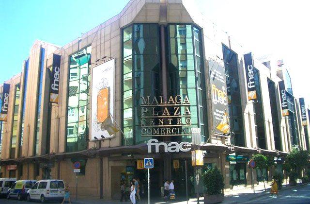 Ir de compras en Málaga - Centro Comercial Málaga Plaza