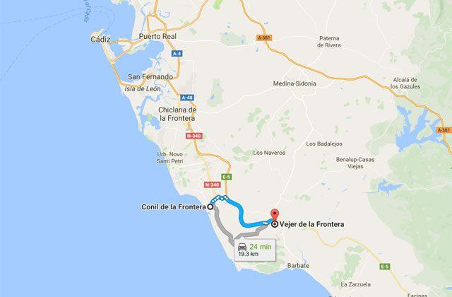 Conil de la Frontera - Cadiz