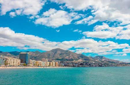 Fuengirola, Crédito editorial: Ekaterina Chuyko / Shutterstock.com