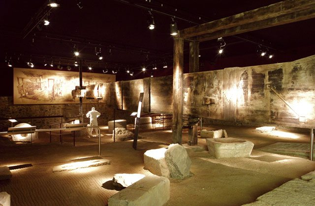 Motril tourism - museo preindustrial azucar