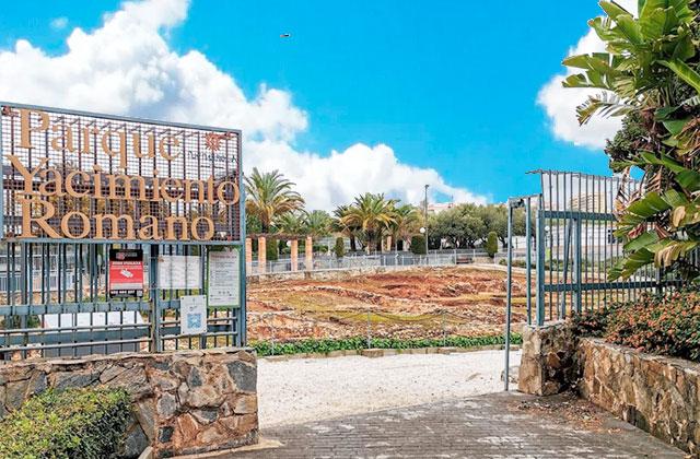 Parque Yacimiento Romano - Finca del Secretario