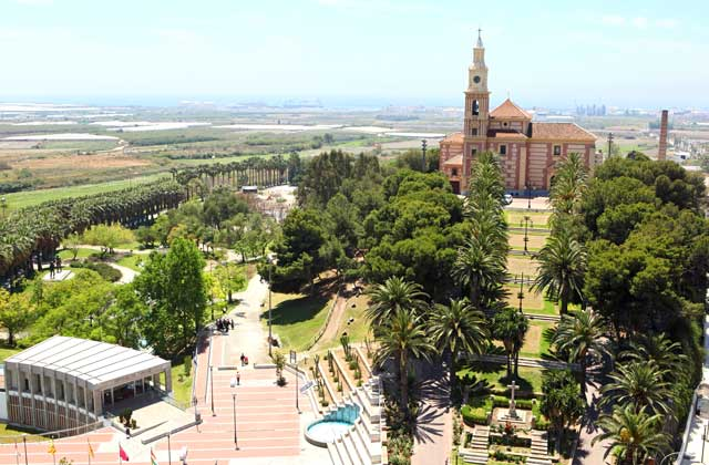 Motril tourism - Santuario Nuestra Señora de la Cabeza