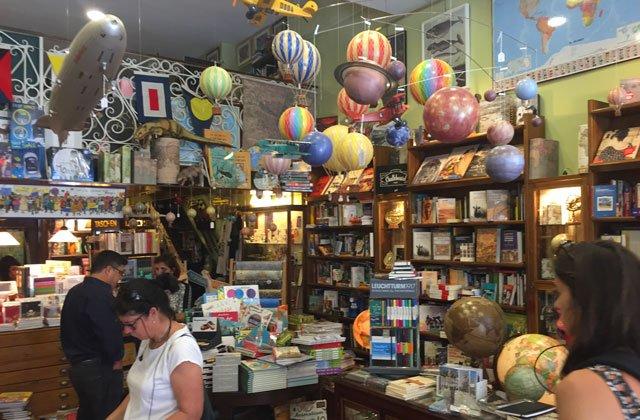 Ir de compras en Málaga - Mapas y compañía