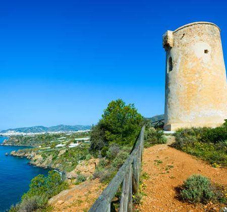 Torre de Maro, Maro – Cerro Gordo
