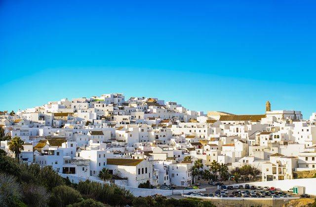villages de l'Andalousie - Vejer de la Frontera