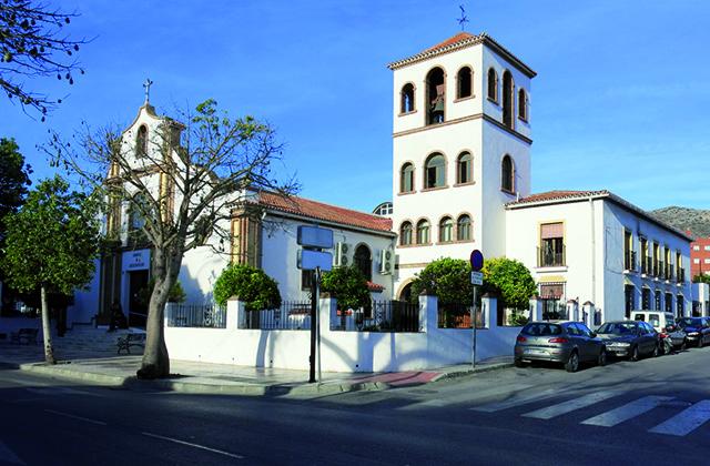 Los barrios de Andalucía - Barrio de El Calvario, Torremolinos. Imagen extraída de Mapio.es