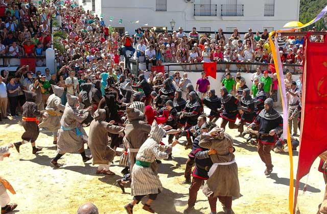 Fiestas tradicionales de Andalucía - oto cedida por www.cadizturismo.com