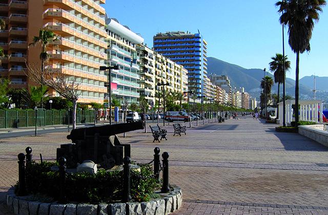 Los barrios de Andalucía - Los Boliches, Fuengirola