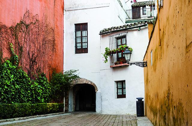 Los barrios de Andalucía - Barrio Santa Cruz de Sevilla