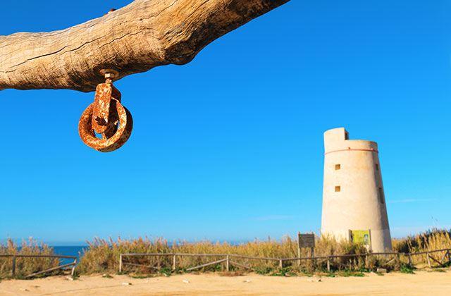 Torre vigía - El Palmar