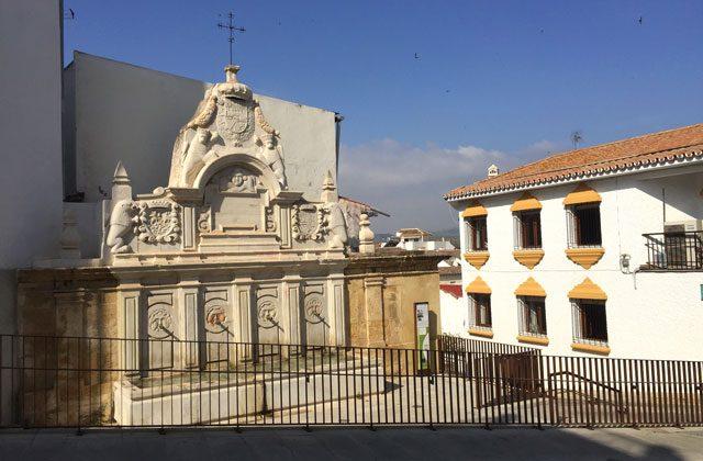 Cosas que ver y hacer en Vélez Málaga - fuente de felipe