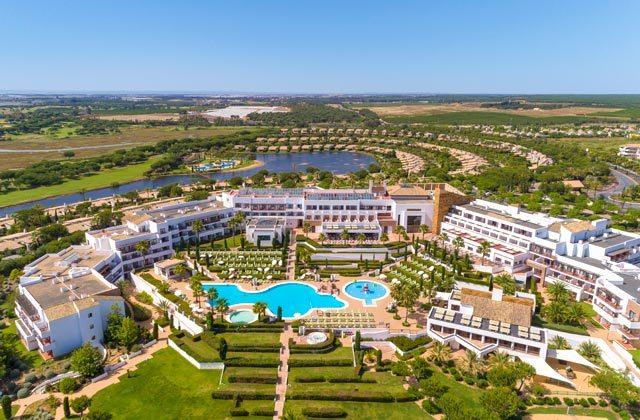 Vacaciones ecológicas - Hotel Fuerte El Rompido