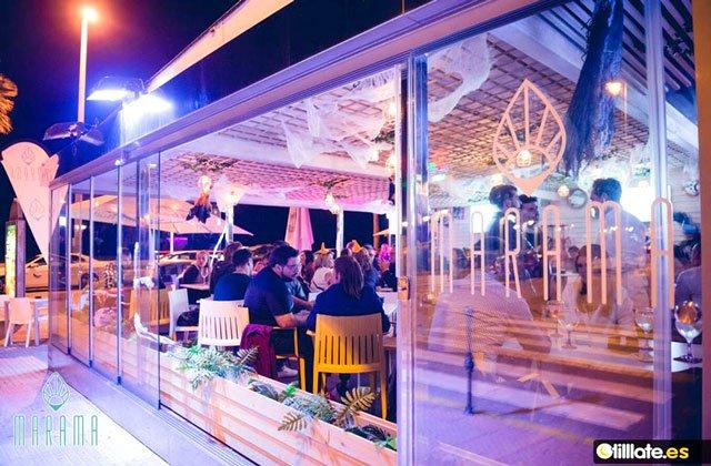 Vida nocturna en Cádiz - marama