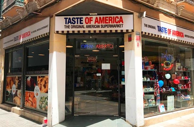 Taste Of America Málaga