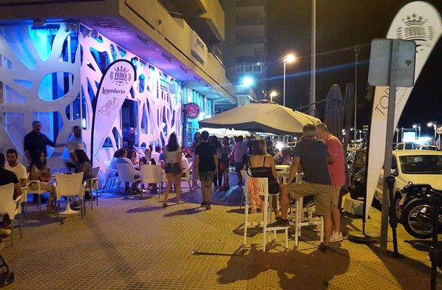 Vida nocturna en Cádiz - tobba