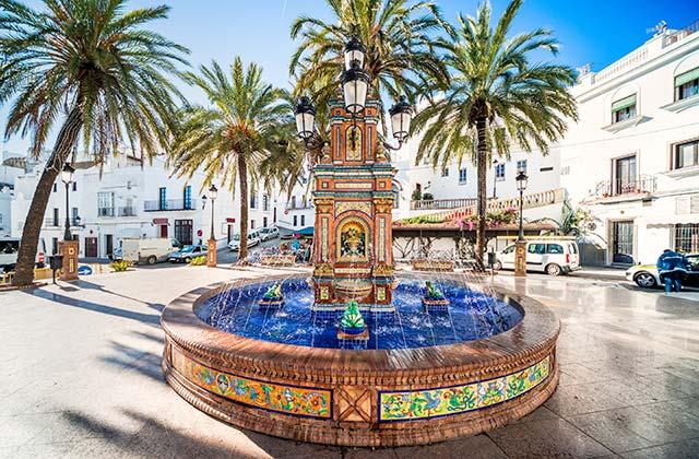 Plaza de España - Vejer