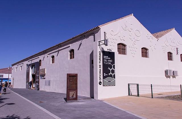 Chiclana de la Frontera - Centro de Interpretación del Vino y la Sal de Chiclana