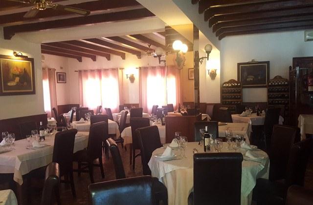 Manilva - Restaurant San Rafael