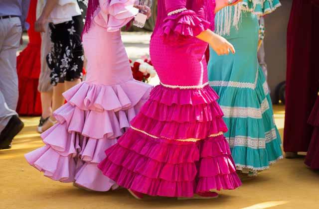 Fiestas de pueblos en Andalucia