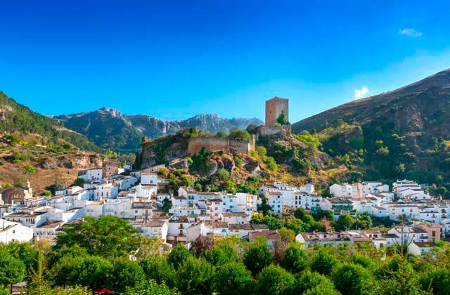 The most beautiful villages in Andalucia - Cazorla- Jaén