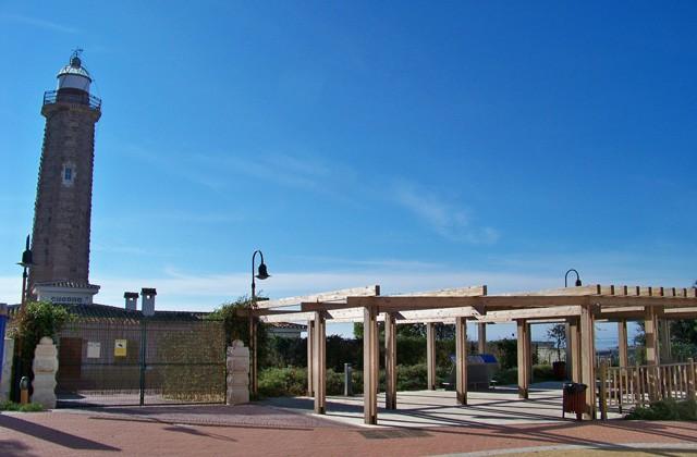 Lugares de interes y monumentos de Estepona - faro