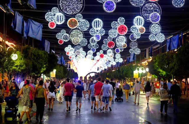 Real de la Feria de Málaga, Cortijo de Torres.