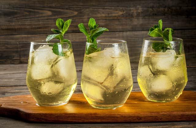 Bebidas de verano en Andalucía - rebujito