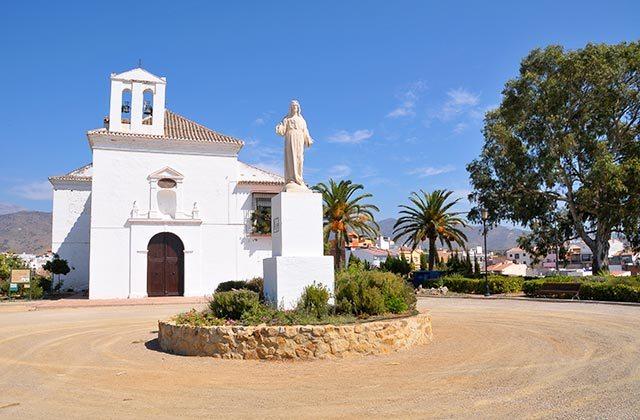 turismo á Velez Málaga - Ermita de Los Remedios - Velez Málaga