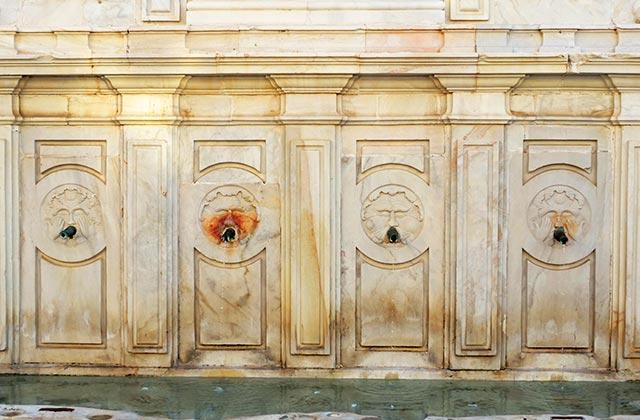 Fuente de Fernando VI - Velez Málaga